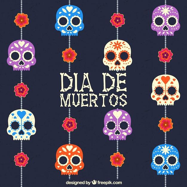 Fondos De Pantalla Fiesta Dia De Muertos
