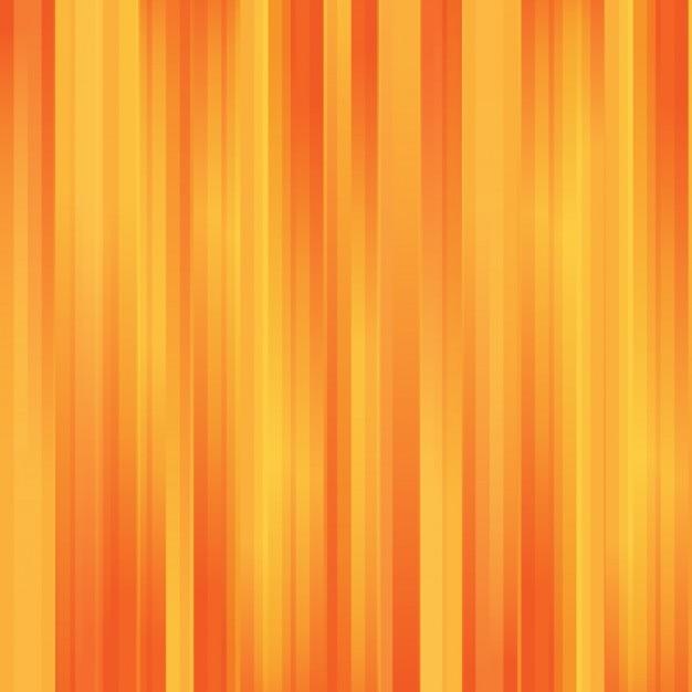 Fondo De Líneas Amarillas Y Naranjas