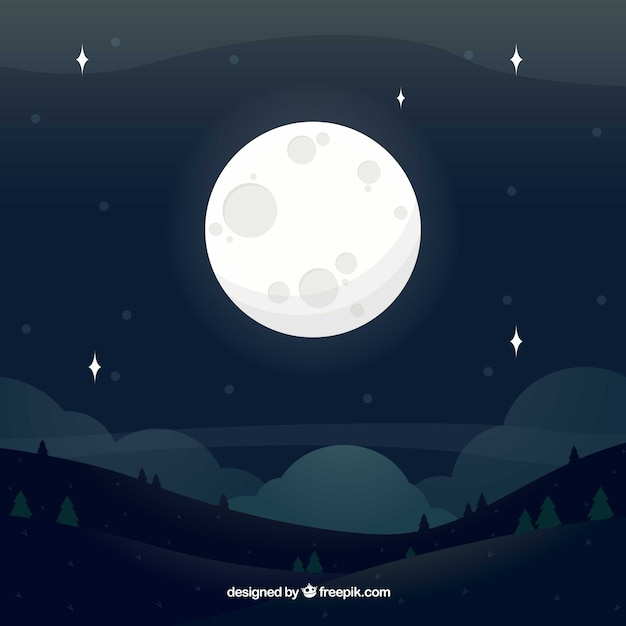 fondo de paisaje con luna llena descargar vectores gratis snow background clipart free snow background clipart free