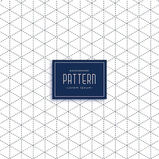 Fondo de patrón de puntos triángulo moderno mínimo | Descargar ...