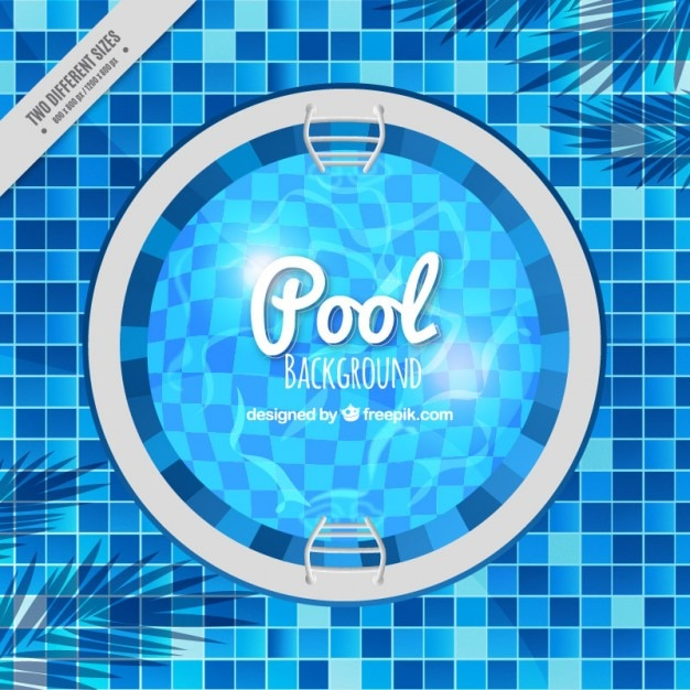 fondo de piscina descargar vectores premium