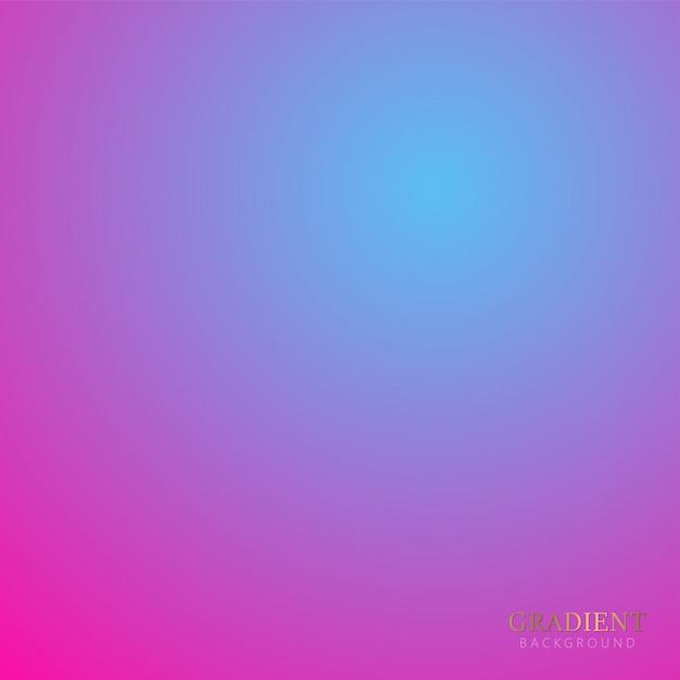 Fondo degradado de colores vector gratuito
