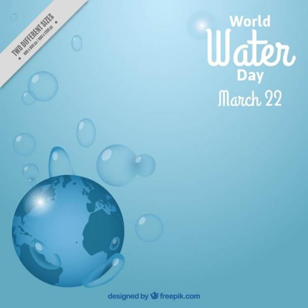 Día Mundial Del Agua Ecosia