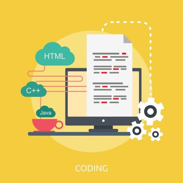 Fondo de diseño web vector gratuito