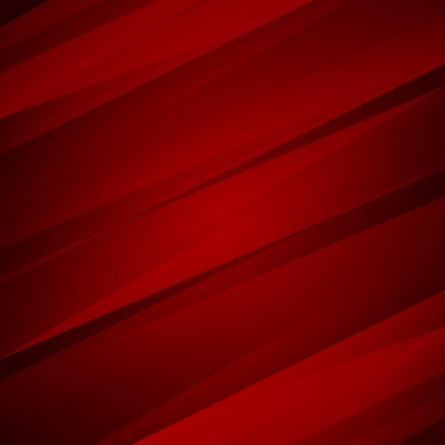 Fondo Elegante Rojo Geom 233 Trico Descargar Vectores Gratis