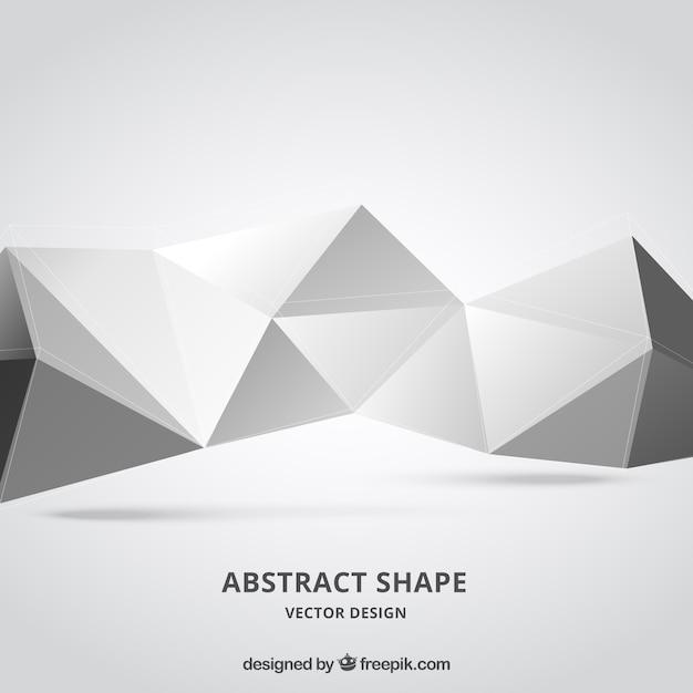 forma abstracta 3d fondos -#main