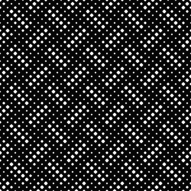 Fondo geométrico abstracto sin fisuras patrón cuadrado redondeado Vector Premium