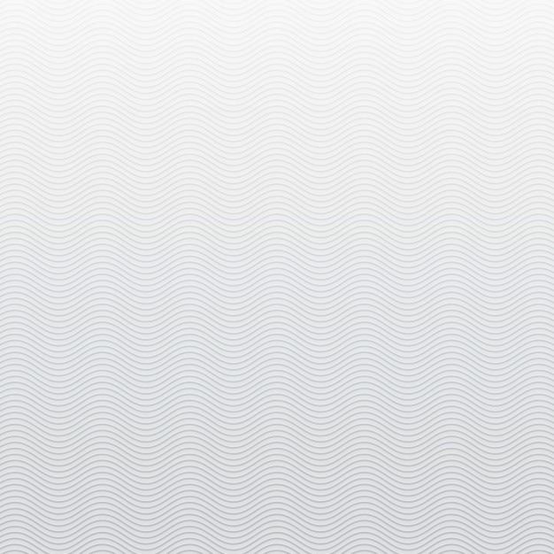 Fondo gris con olas vector gratuito