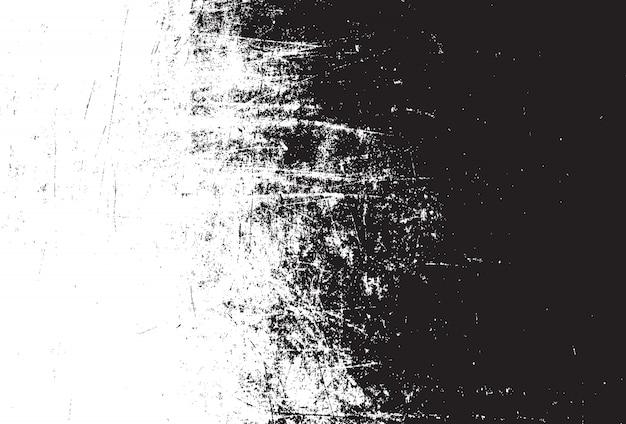 Fondo de grunge blanco y negro Vector Premium
