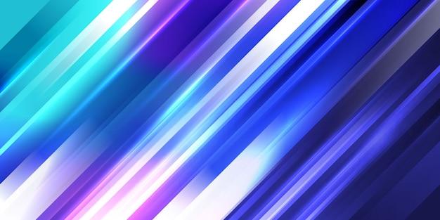 Fondo de línea de rayas vector gratuito