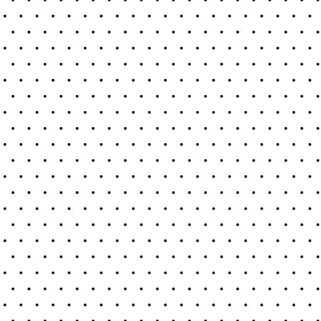 Fondo de lunares vector con pequeños puntos vector gratuito