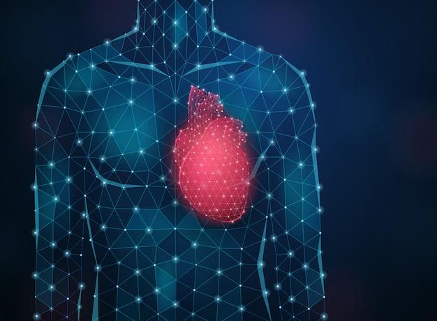 Fondo de medicina innovadora con ilustración realista de símbolos de investigación y ciencia moderna vector gratuito