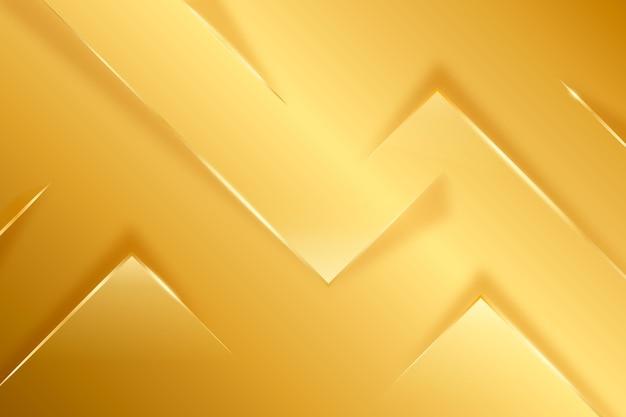 Fondo de oro de lujo vector gratuito