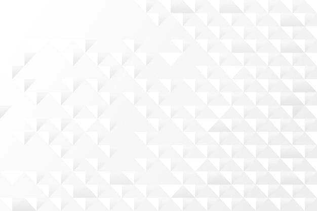 Fondo de pantalla abstracto en estilo de papel 3d vector gratuito
