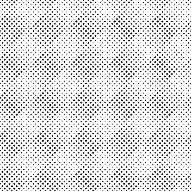 Fondo de patrón cuadrado redondeado diagonal geométrica perfecta Vector Premium