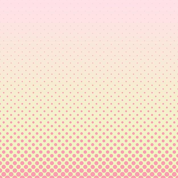 Fondo de patrón de punto de semitono abstracto degradado - diseño ...