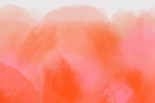 Fondo pintado a mano degradado abstracto vector gratuito