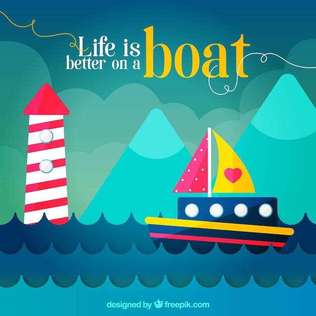 De madera, barco, diagonal, plano de fondo, cubierta