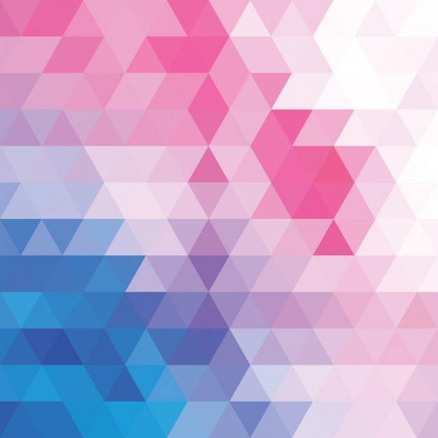 fondo poligonal en colores suaves descargar vectores gratis