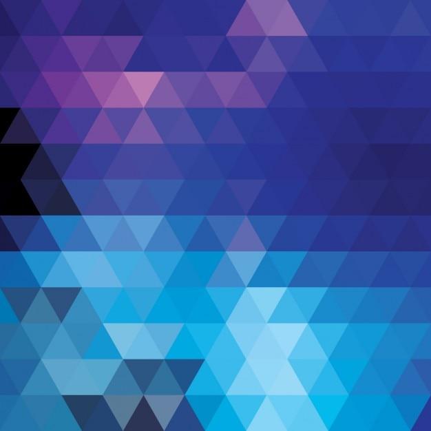 Fondo poligonal en tonos azules descargar vectores gratis - Tonos azules ...