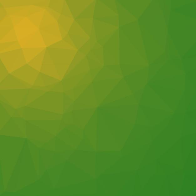 Fondo Poligonal En Tonos Verde Lima Y Lima Descargar Vectores Premium - Tonos-verde