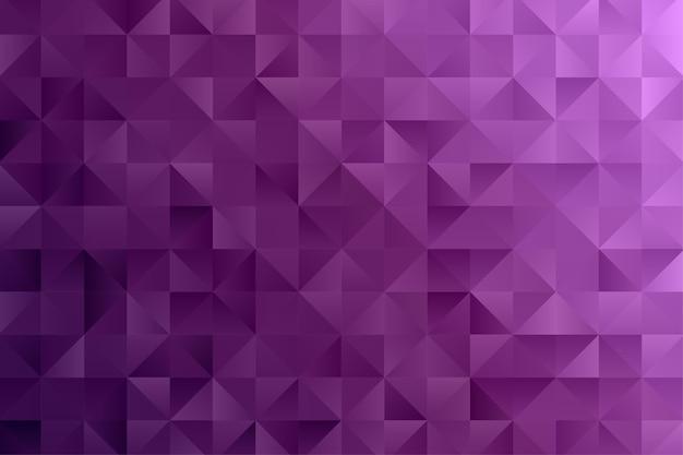 Fondo de polígono geométrico abstracto. papel pintado de diamantes. patrón elegante. Vector Premium