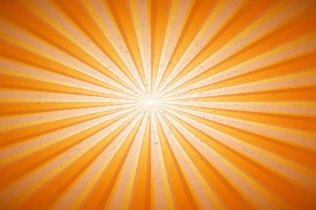 Rayos De Sol Vector: Descargar Vectores Premium