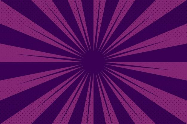 Fondo de semitono abstracto púrpura Vector Premium
