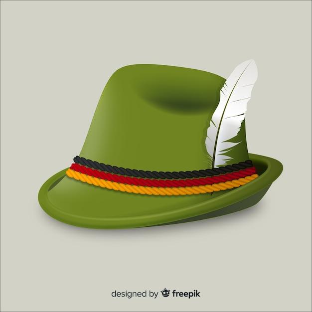 Fondo de sombrero tirolés  f7aa0d82d129
