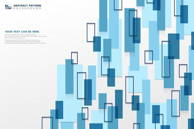 Fondo de tecnología abstracta Vector Premium