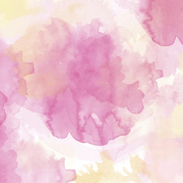Fondo Con Una Textura De Acuarela Rosa Descargar