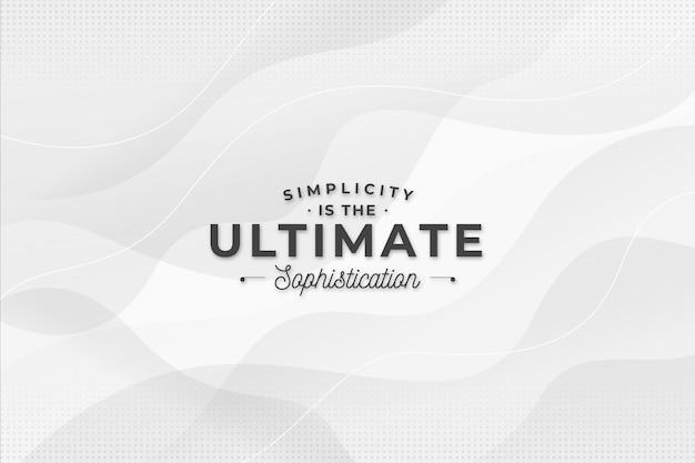 Fondo de textura elegante blanco Vector Premium