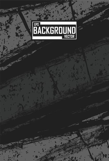 Fondo con textura grunge vector gratuito