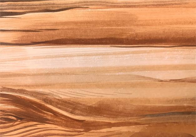Fondo de textura de madera natural vector gratuito