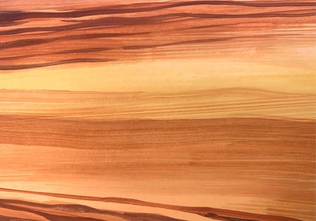 Fondo de textura de madera realista vector gratuito