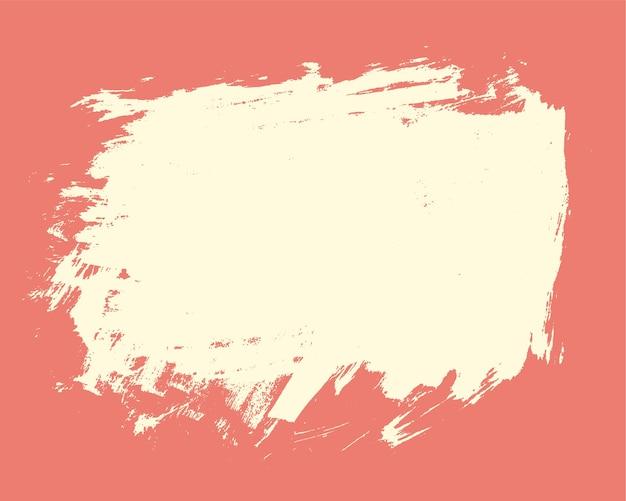 Fondo de textura de marco de grunge sucio de estilo retro vector gratuito