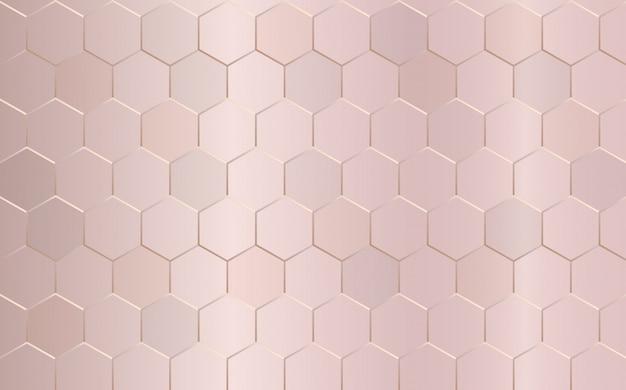Fondo de textura de pastel rosa. Vector Premium