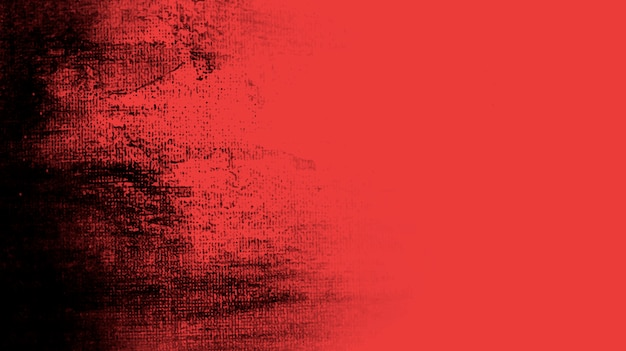 Fondo texturizado apenado rojo grunge vector gratuito