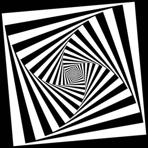 Fondo de vector con geometría abstracta Vector Premium