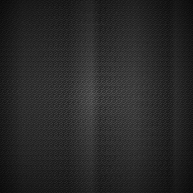 Fondo de vector transparente. proceso circular de metal negro vector gratuito