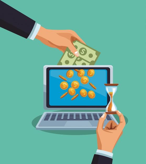 Resultado de imagen para dinero en línea