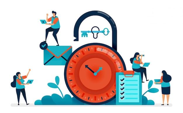 Image result for tiempo seguridad