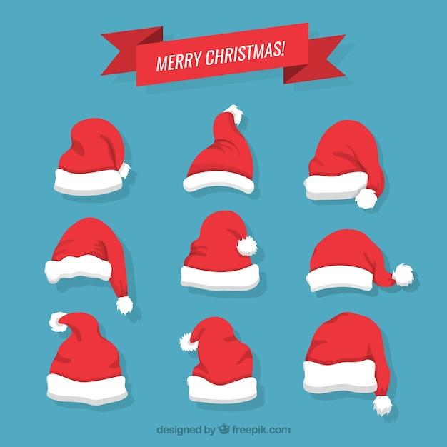 Gorros de navidad santa claus  5b3477b5bbc