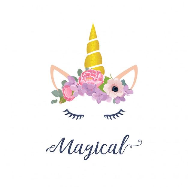 gr u00e1fico lindo unicornio con corona de flores descargar christmas wreath clip art logo christmas wreath clip art logo