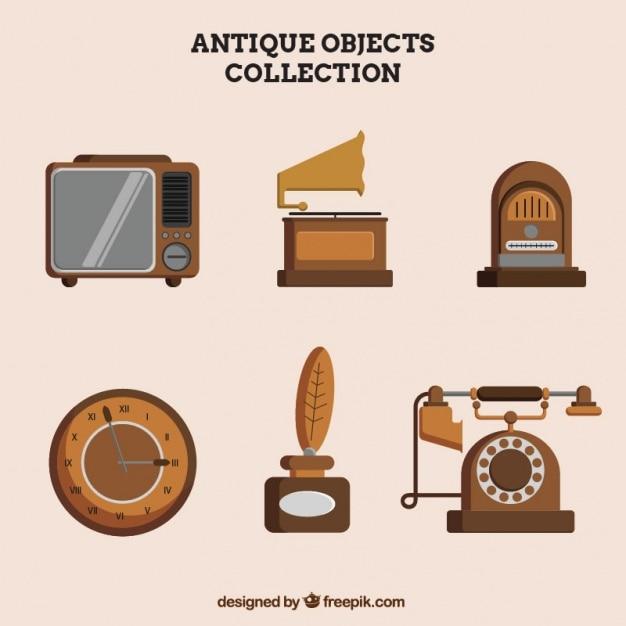 Reloj antiguo fotos y vectores gratis for Vintage muebles y objetos