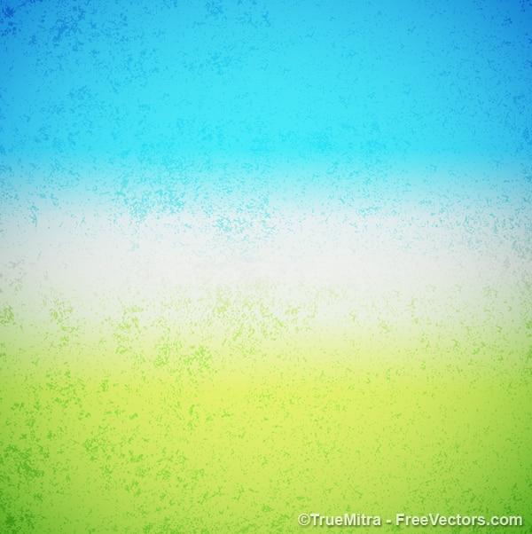 Fondos de colores azul y verde