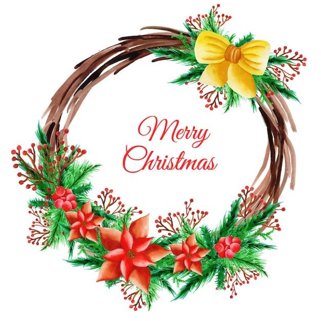 Guirnaldas navidad guirnalda y adornos navideos - Guirnaldas de navidad ...