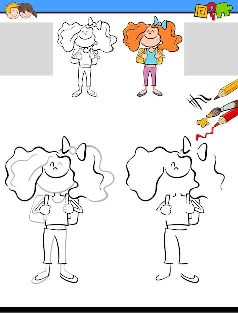 Bonito Dltk Hojas Para Colorear Composición - Dibujos de Animales ...