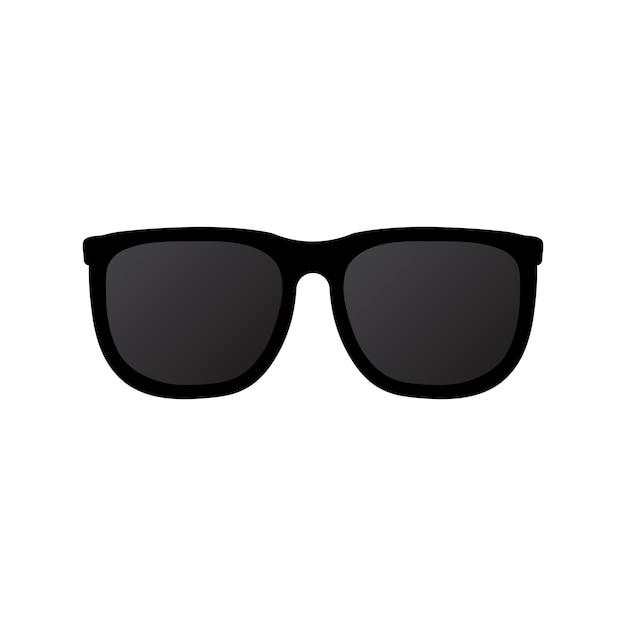Icono de gafas de sol Vector Premium