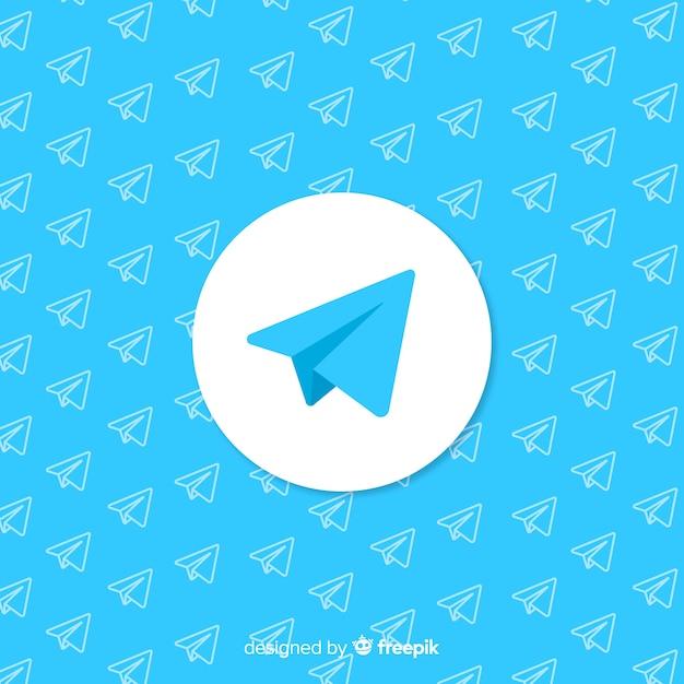 Icono telegram   Descargar Vectores gratis